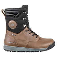 Фото - Ботинки M HUDSON CLIMAC DARK BROWN разм. 10