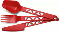 Фото - Набор Lightweight TrailCutlery Red