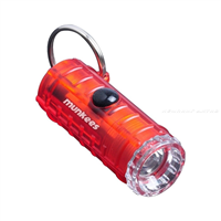 Фото - Munkees 1094 брелок-фонарик 4-mode Mini-Flashlight