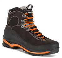 Фото - Ботинки AKU SUPERALP GTX ANTHRACITE/ORANGE разм. 7,5
