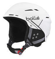Фото - Шлем г/л BOLLE B-FUN Soft White & Black разм. 58-61