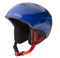 Фото - Шлем г/л BOLLE B-KID SHINY BLUE MONSTER разм. 49-53