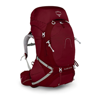 Фото - Рюкзак Osprey Aura AG 65 Gamma Red - WM - фіолетовий