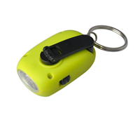 Фото - Munkees 1101 брелок-фонарик Mini Solar/Dynamo Flashlight