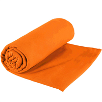 Фото - Полотенце DryLite Antibac Towel 60x120 cm orange разм. L