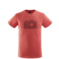 Фото - Футболка LAFUMA ADVENTURE TEE TERRACOTTA разм. M