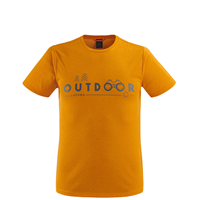 Фото - Футболка LAFUMA SHIFT TEE GOLD разм. M