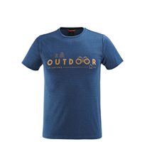 Фото - Футболка LAFUMA SHIFT TEE INSIGNA BLUE разм. M