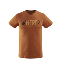 Фото - Футболка LAFUMA ADVENTURE TEE LEATHER BROWN разм. M