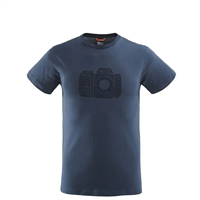 Фото - Футболка LAFUMA ADVENTURE TEE ECLIPSE BLUE разм. M