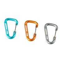 Фото - Карабин SEA TO SUMMIT Accessory Carabiner 3 Pack