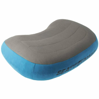 Фото - Подушка SEA TO SUMMIT Aeros Premium Pillow Regular Blue/Grey