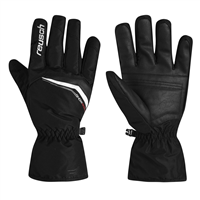 Фото - Перчатки г/л Reusch Snow King  black / white разм. 9,5