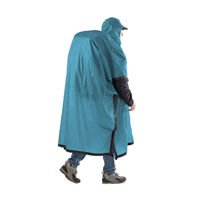 Фото - Плащ-палатка SEA TO SUMMIT Ultra-Sil 15D Tarp Poncho (145cmx280cm) Blue