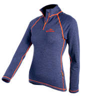 Фото - Пуловер HALSA GOLF WOMEN navy melange разм. M