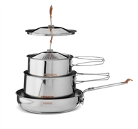 Фото - Набор посуды  CampFire Cookset S/S - Small