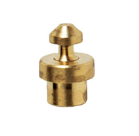 Фото - Brass cone for non-return valve