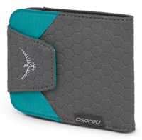 Фото - Гаманець QuickLock Wallet Tropic Teal (бірюзовий) O/S