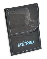 Фото - Кошелёк TATONKA HY Neck Wallet black/brighblue