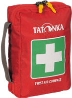 Фото - Аптечка TATONKA First Aid Compact red