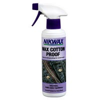 "Фото - Водоотталкивающая пропитка ""Wax cotton Proof"""