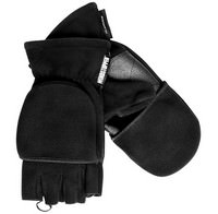 Фото - Рукавицы Windy Convertible Mitt Black разм. M
