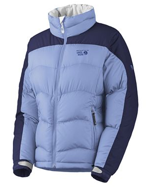 Фото - Куртка пух. Sub Zero Jacket - W Fresh Blue разм. XS